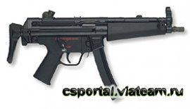HK MP5 Navy